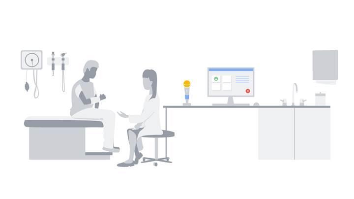 Google konuşma tanıma teknolojisiyle doktorlara yardımcı olacak