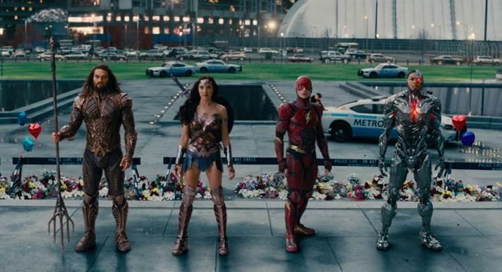Justice League gişede beklentilerin altında kaldı