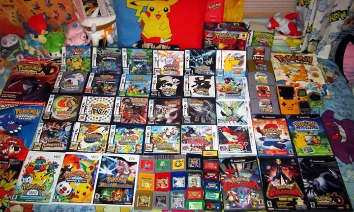 Pokemon oyunları toplamda 300 milyon sattı