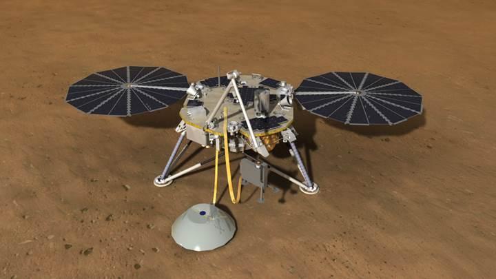 NASA, Mars'ta kazı yapmaya hazırlanıyor