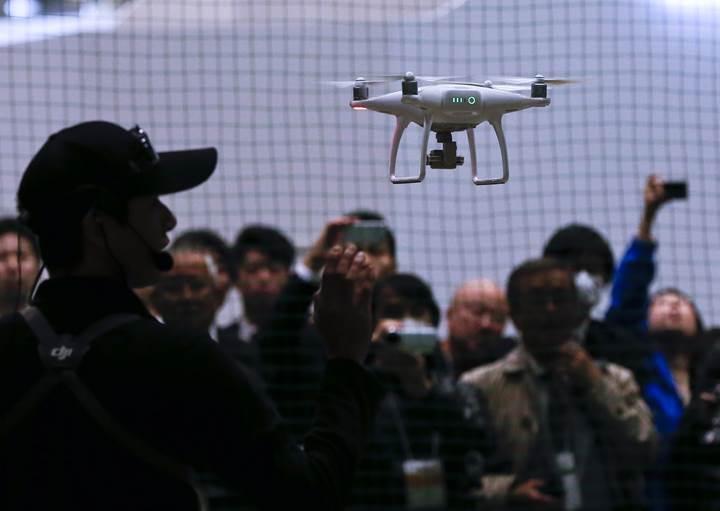 ABD'nin yeni paranoyası drone'lar ile casusluk