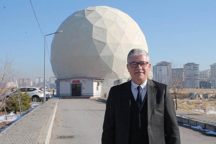 Türkiye'de radyo astronomi çalışmaları başladı