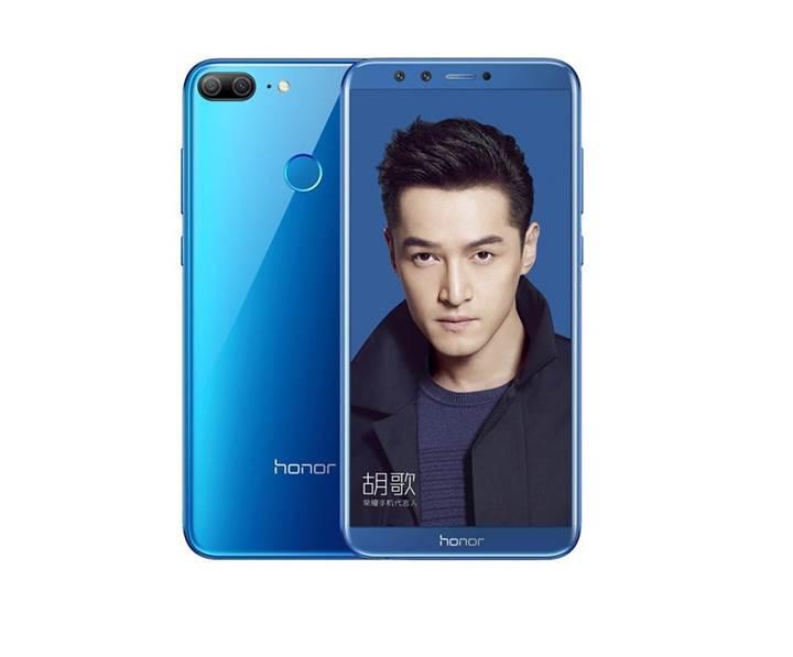4 kameralı ve 18:9 oranlı Huawei Honor 9 Lite duyuruldu