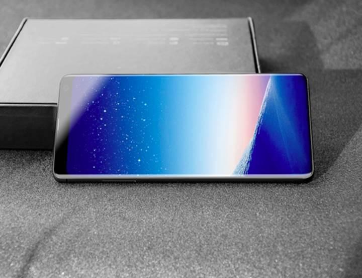 Samsung yapmadan Çinliler yaptı! Karşınızda: S9