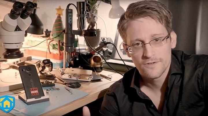 Edward Snowden'dan şanına yakışır bir Android uygulaması: Haven