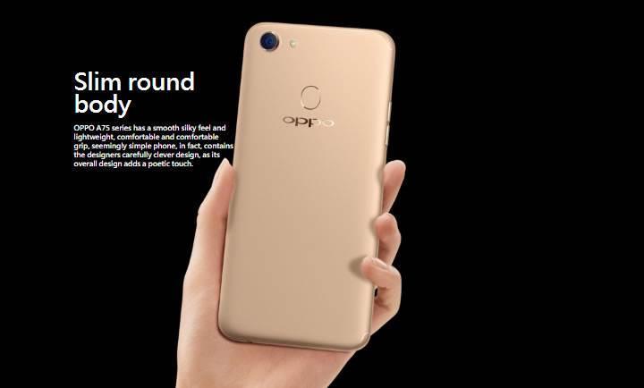 Oppo, 6 inç ekran ve 20 MP ön kameralı A75 ve A75s modellerini piyasaya sürdü