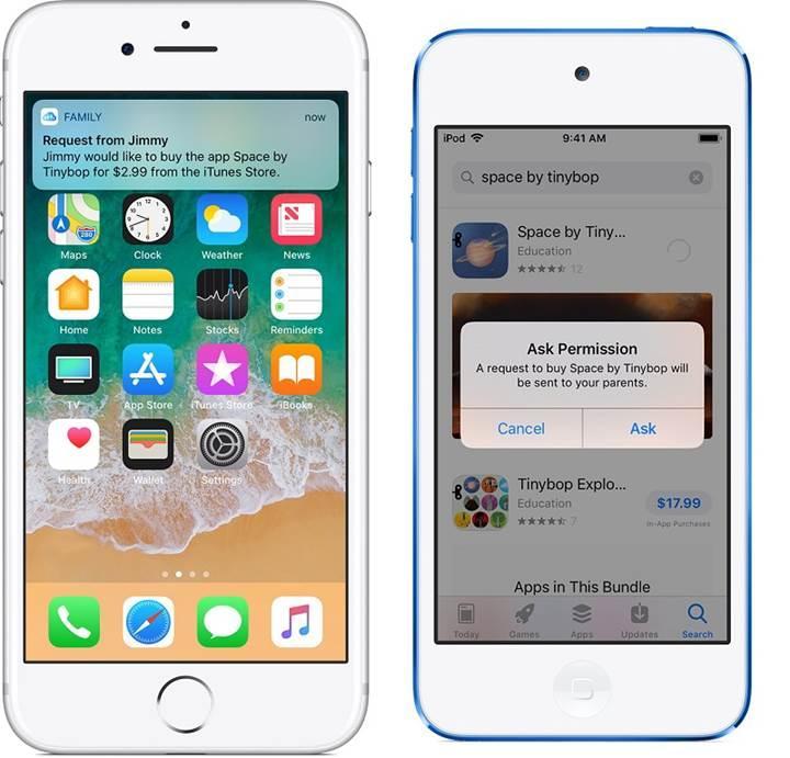 iPhone X kullanıcıları aile siparişlerinde Face ID kullanamıyor