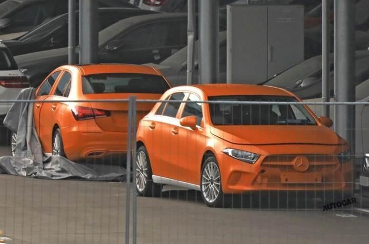 Mercedes-Benz yeni A-Serisi'nin kış koşullarındaki hünerlerini sergiledi