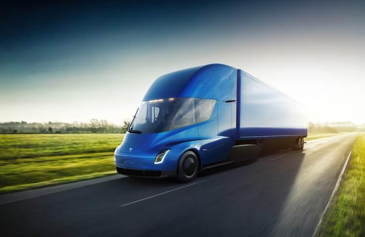 Tesla, Avrupa'da Semi siparişlerini açtı