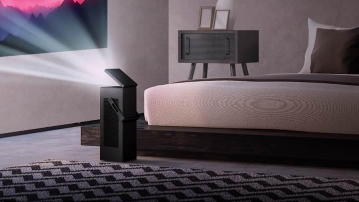 LG, CES 2018 öncesinde ilk 4K UHD projektörünü duyurdu