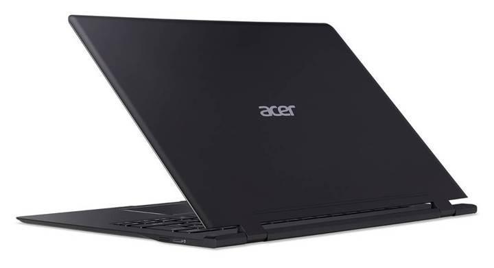 Dünyanın en ince bilgisayarı Acer Swift 7 (2018) duyuruldu