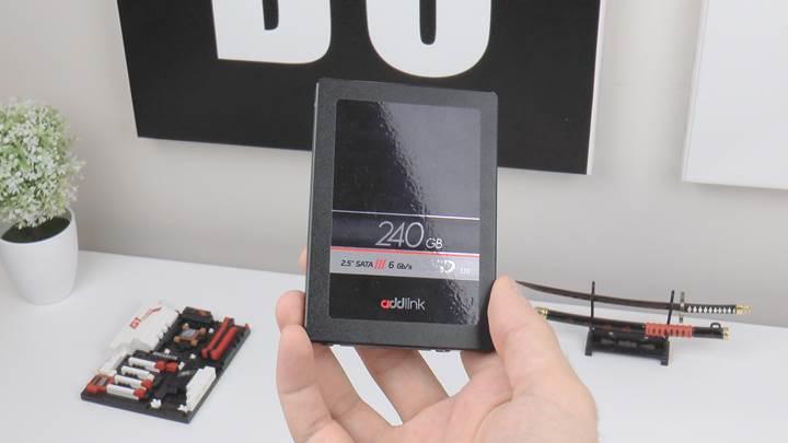 Addlink S10 SSD incelemesi