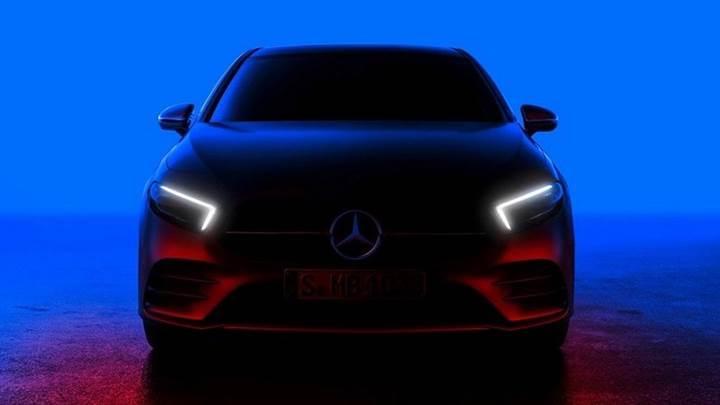2018 Mercedes-Benz A-Serisi 2 Şubat'ta geliyor