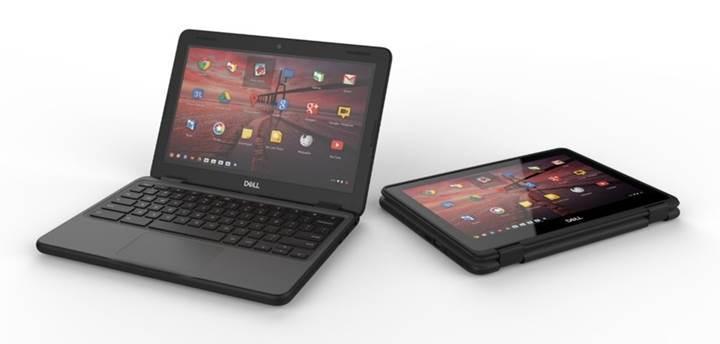Dell, 13 saatlik pil ömrü sunan Chromebook 5190'ı duyurdu