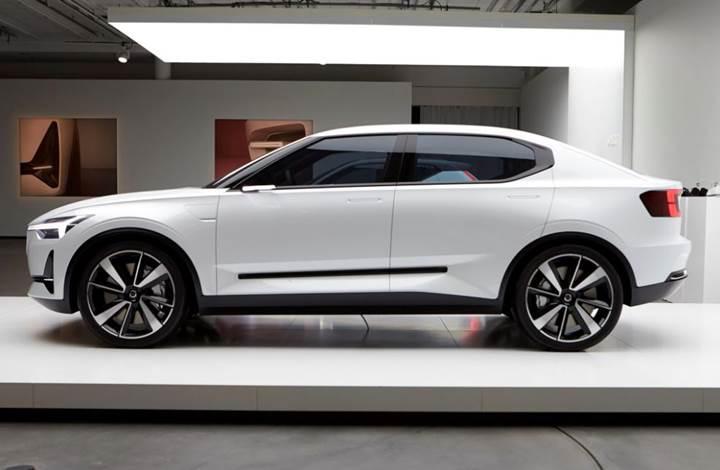 Volvo'nun ilk elektrikli aracı yakışıklı bir hatchback olacak