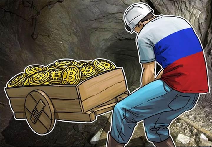 Rusya şimdi de kripto para madenciliğine el atıyor
