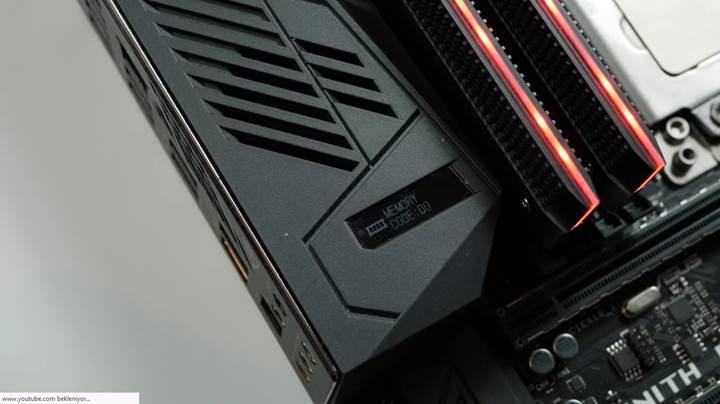 EPYC işlemcisi X399 anakartta denendi