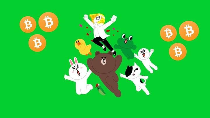 Mesajlaşma uygulaması Line kripto para pazarına giriyor
