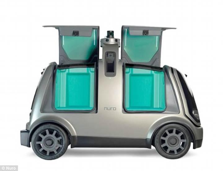 Filmlerdeki otonom paket taşıyıcı araçlar 2022'de gerçek oluyor
