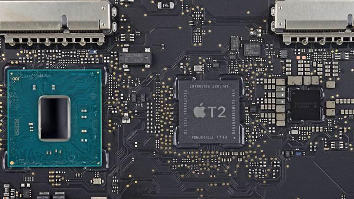 Özelleştirilmiş yardımcı işlemciye sahip yeni Mac bilgisayarlar yolda