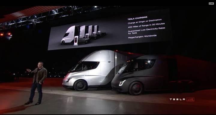 Tesla, Megacharger istasyonları için müşterileriyle görüşüyor