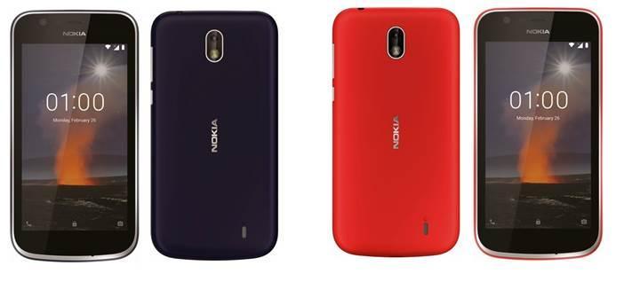 Nokia 7 Plus ve Nokia 1 en net görselleri sızdırıldı