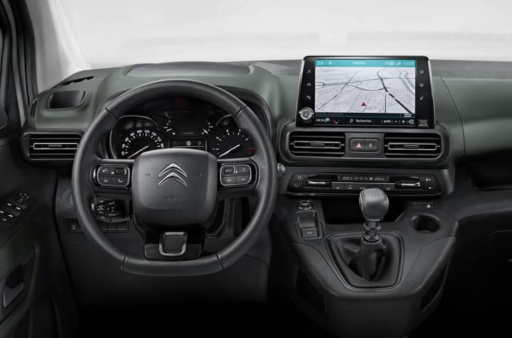 2018 Citroen Berlingo'nun detayları ortaya çıktı