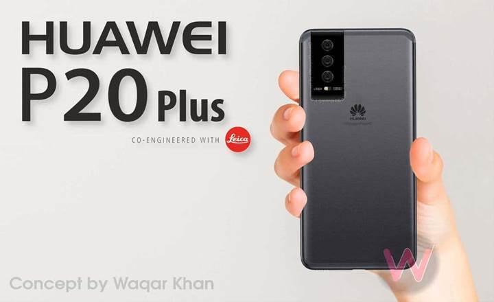 Huawei P20 Plus, 4.000 mAh pille geliyor