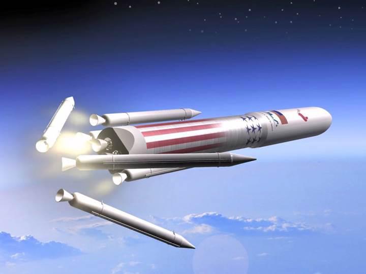 SpaceX'in en büyük rakibinden dev atak: İşte yeni nesil