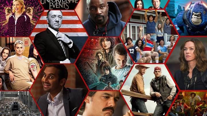 Netflix bu yıl 700 orijinal film ve dizi yayınlayacak