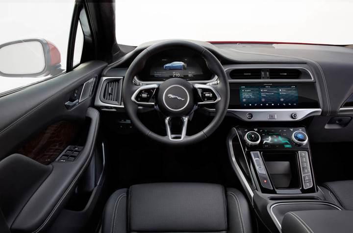 2018 Jaguar I-Pace, 480km menzili ile tanıtıldı