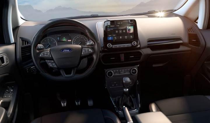Ford EcoSport Türkiye pazarına giriş yaptı