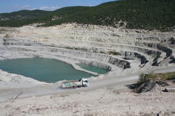 Bor madeni satışları 2017'de rekor kırdı