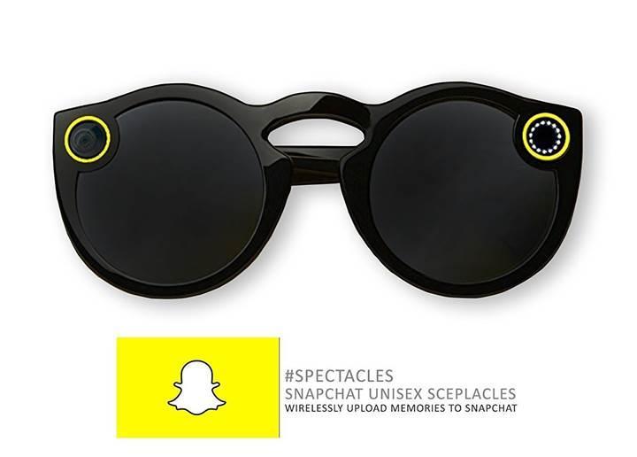 Yeni Spectacles gözlükleri yolda