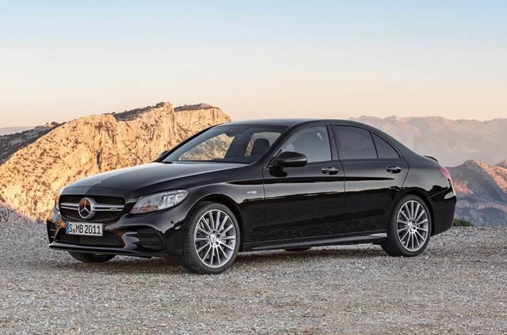 2019 Mercedes-AMG C43 4MATIC ortaya çıktı