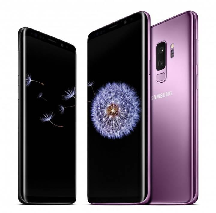 Samsung Galaxy S9 vs Galaxy S8 karşılaştırma