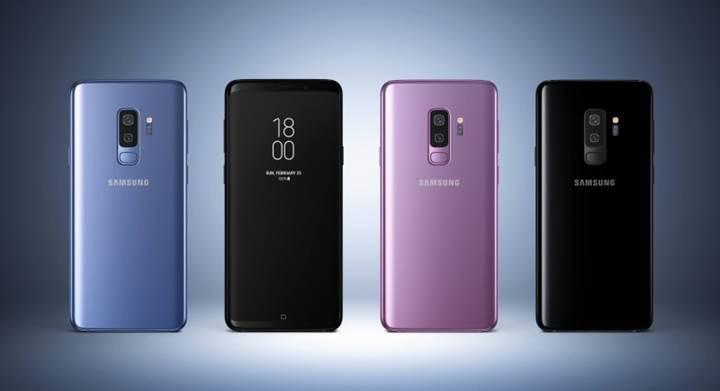Galaxy S9 ön siparişleri beklentilerin altında