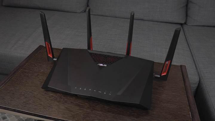 ASUS DSL-AC88U Modem/Router incelemesi