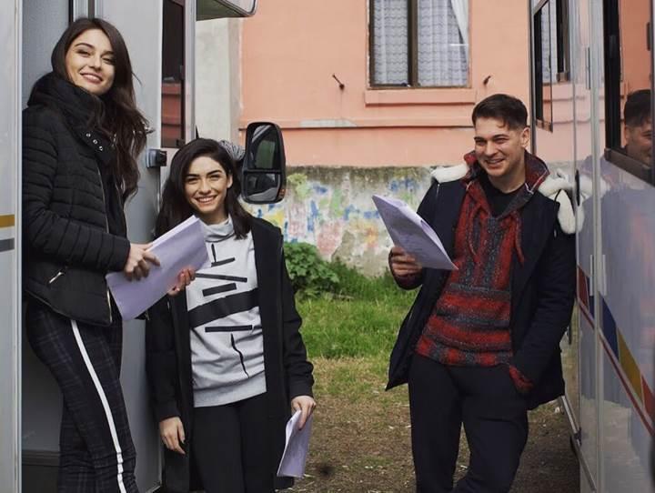 Netflix'in Çağatay Ulusoy'lu ilk orijinal Türk dizisinin çekimleri başladı