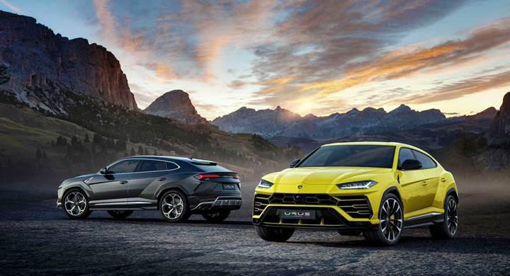 Lamborghini Urus'a gelen talep beklentilerin çok üzerinde