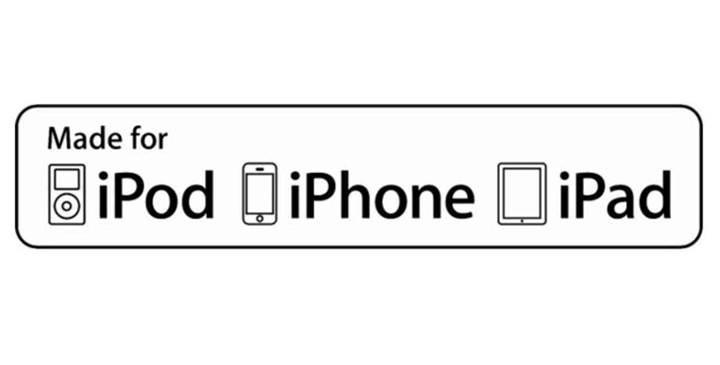 Apple, aksesuar üreticilerinin kullanımı için tasarladığı logoları yeniledi