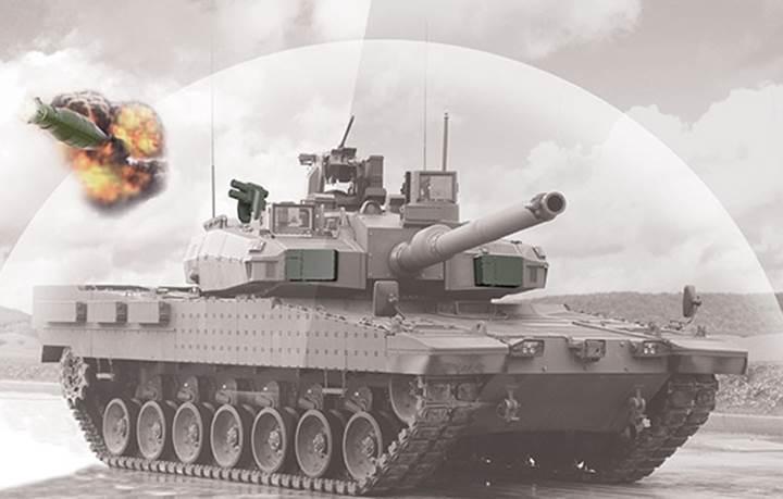 Türk tanklarını füzelerden koruyacak teknoloji için bilgilendirme