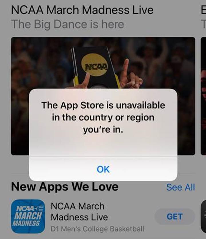 İran'daki Apple kullanıcılarının App Store'a erişimi yasaklandı