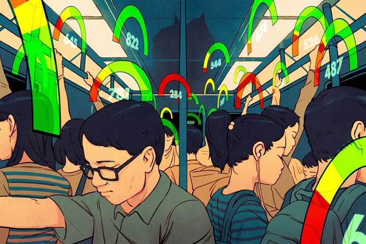 Çin'in sosyal kredi sistemi mayıs ayında ilk kez uygulanacak