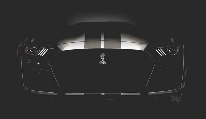 Mustang Shelby GT500, 2019'da geri dönüyor