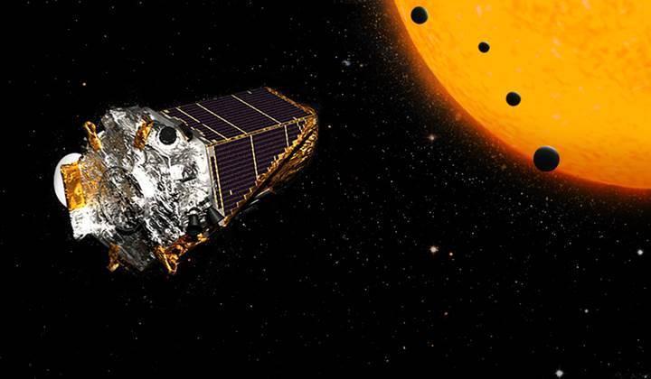 NASA'nın gezegen avcısı Kepler, görev süresinin sonuna geliyor