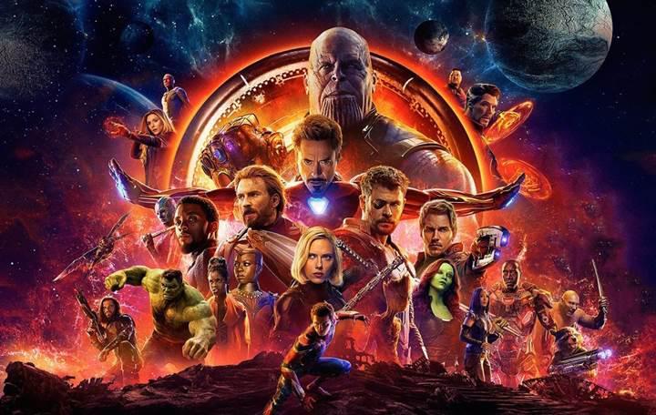 Avengers: Infinity War ön satışları rekor kırdı