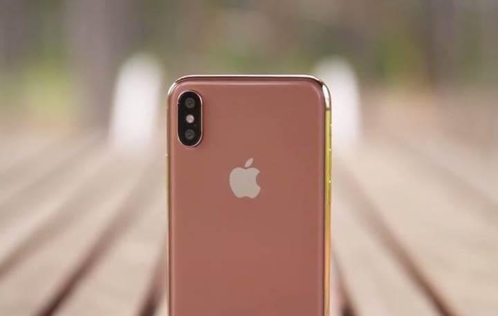 iPhone X'a yeni renk seçeneği ekleniyor iddiası