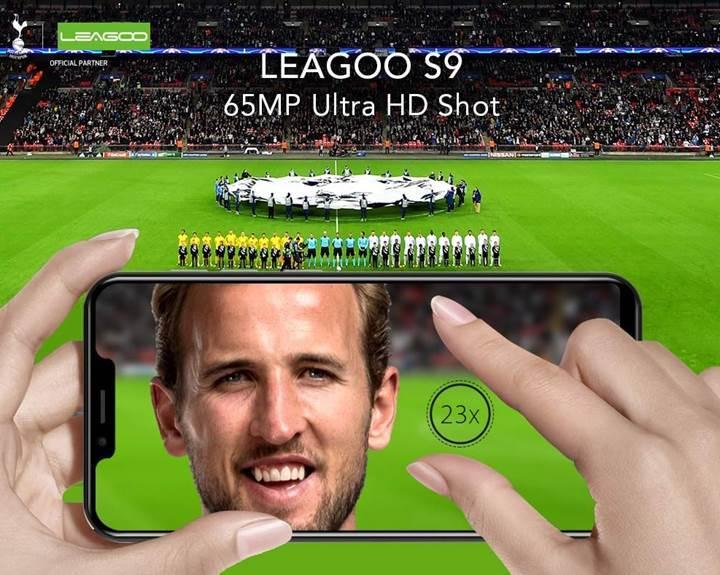 Leagoo S9 modeli 65MP çözünürlüğünde fotoğraf oluşturabiliyor