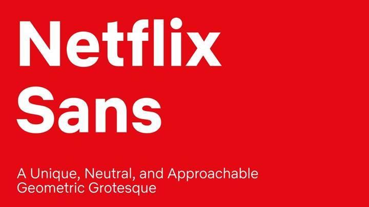 Kendi yazı tipini oluşturan Netflix milyonlarca dolar tasarruf edecek